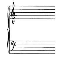bass treble clef relationship marketing