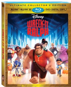 WreckItRalph Box Art (2)