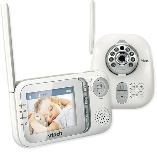 VTech Safe & Sound Baby Monitor Review