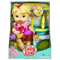Baby Alive Baby All Gone Doll Review