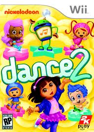 "Nickelodeon's ""Dance 2"" for the Wii"
