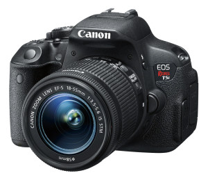 Canon Holiday Image
