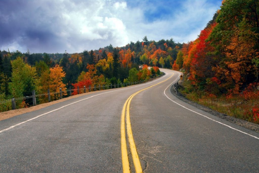 Seven Beautiful Scenic Drives for Fall